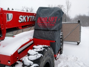 skytrak cab cover aero lift inc