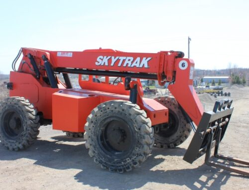 Aero Lift Has USED & NEW SkyTrak Parts
