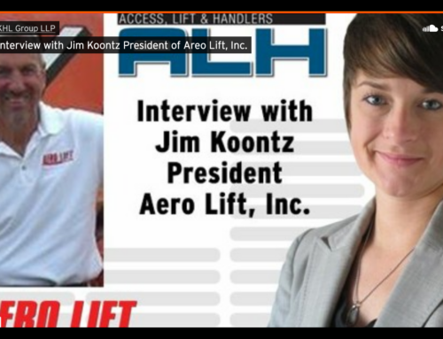 Podcast: Aero Lift talks about independent rental during downturns